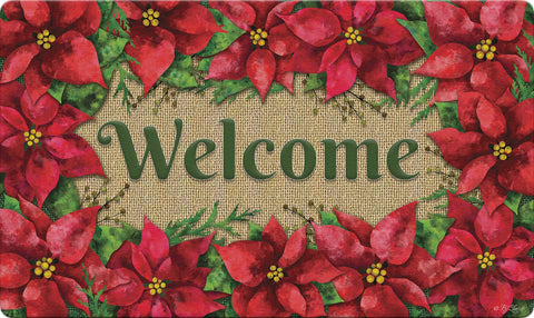 Poinsettia Welcome Image 1