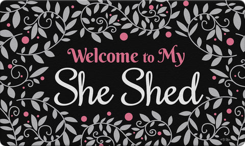 She Shed Welcome Image 1