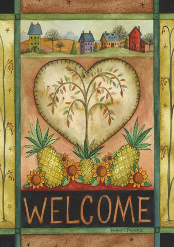 Welcome Heart Image 1