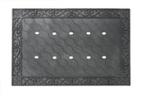 Recycled Rubber Doormat Tray/Holder Image