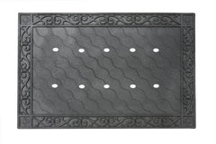 Recycled Rubber Doormat Tray/Holder