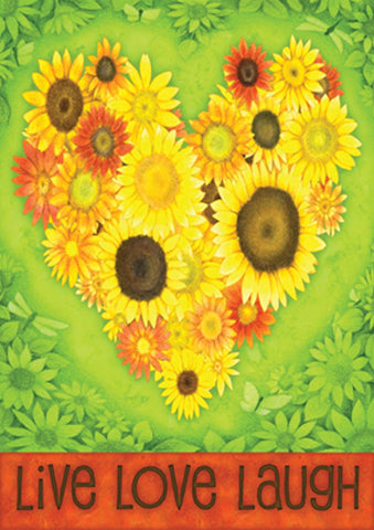 Sunflower Heart Image 1