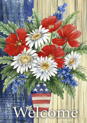 Patriotic Bouquet Image 1