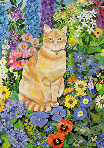Flower Cat Image 1
