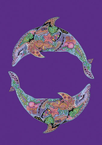 Animal Spirits- Dolphin Image 1