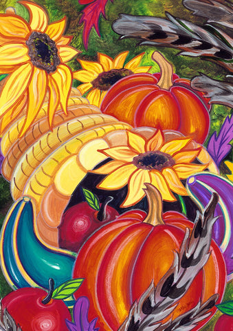 Colorful Cornucopia Image 1