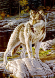 Courage Wolf Image 1