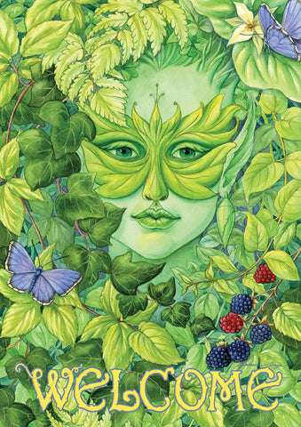 Dryad Butterfly Welcome Image 1