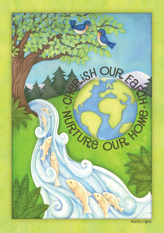 Cherish Our Earth Image 1