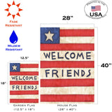 Patriotic Welcome Friends Image 4
