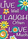 Live Laugh Love Image 1