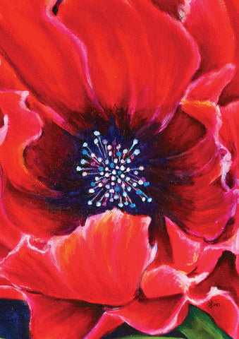Painted Poppy Image 1