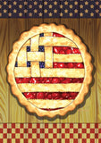 American Lattice Pie Image 1