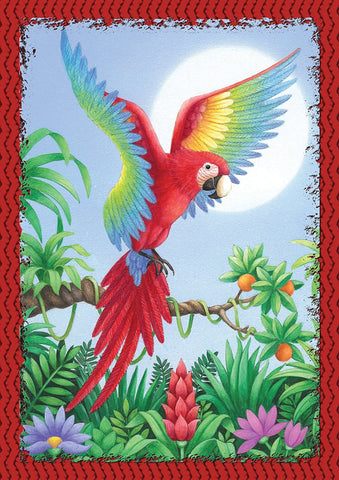Jungle Macaw Image 1