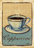 Cappuccino Stamp Image 1