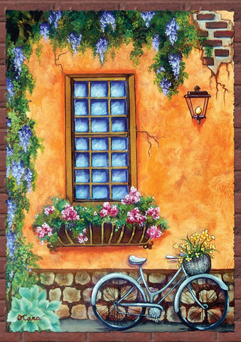 Rustic Townhouse Window Image 1