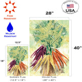 Watercolor Carrots Image 4
