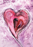 Watercolor Heart Image 1