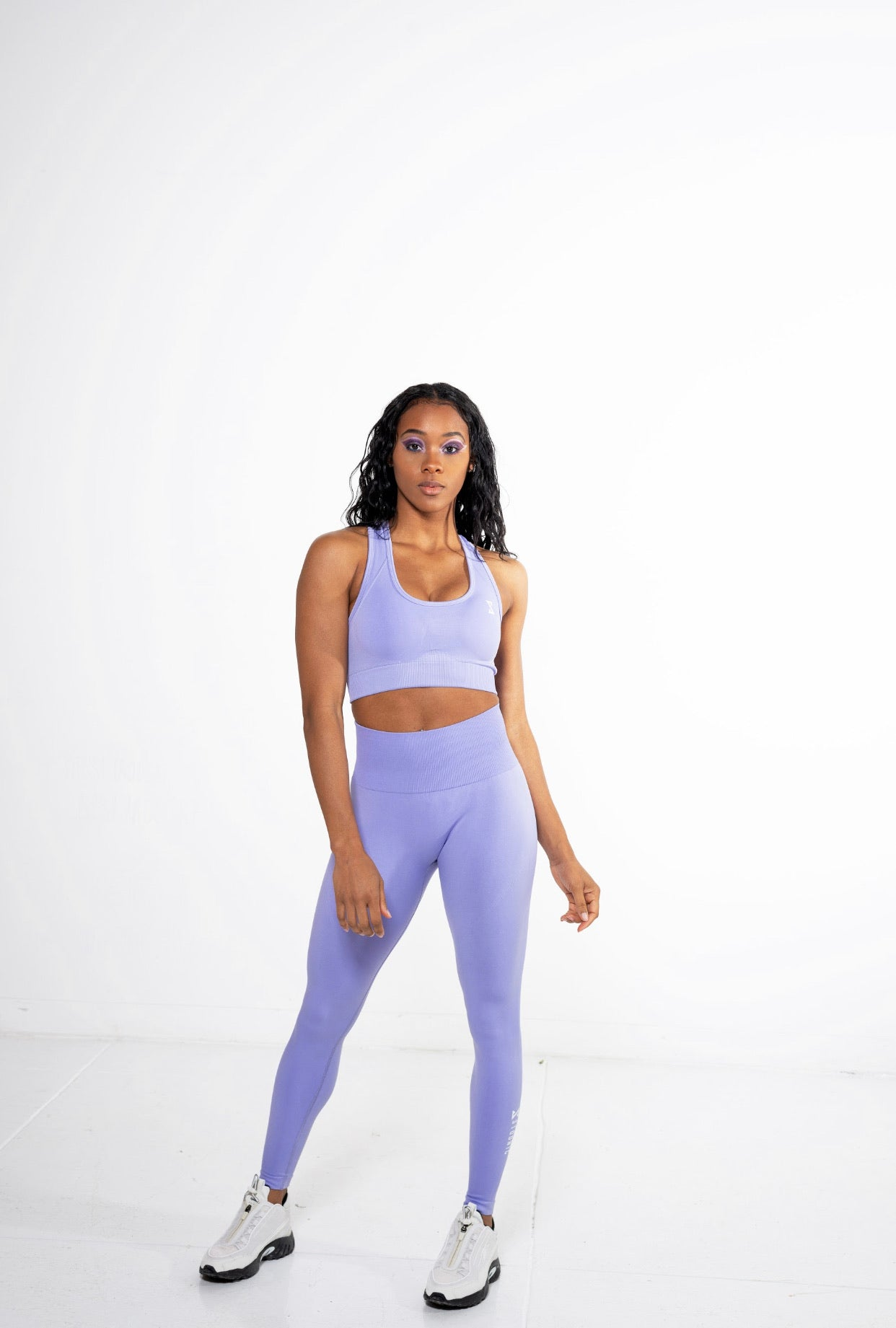 Stoonic Sculpt Leggings - Lavender