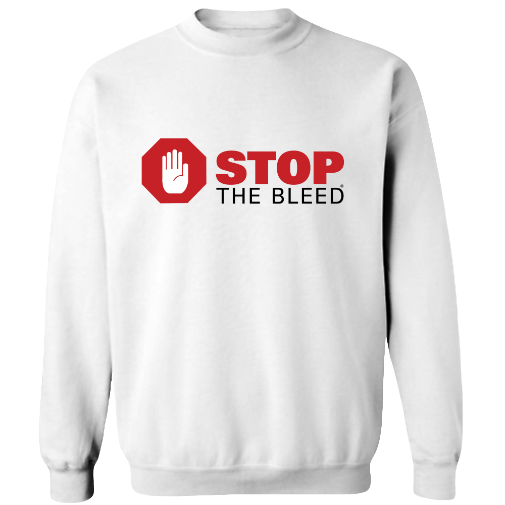Adult Crewneck Sweat Shirt