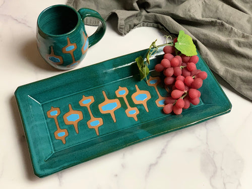 MidMod Serving Trays
