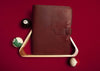 iPad X-Case (Burgundy)
