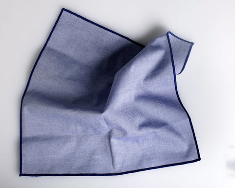"""The Merrow"" (Blue Chambray)"