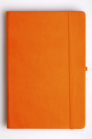 "Jazz Collection ""Orange"" Journal"