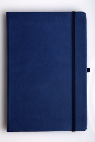 "Jazz Collection ""Navy"" Journal"