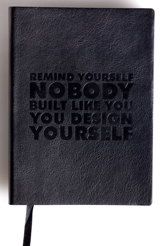 """Remind Yourself"" Mantra Series Journal"