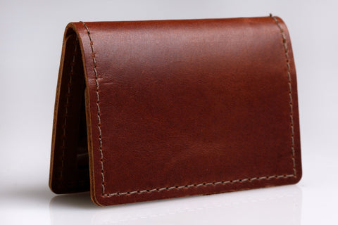 Rambler Wallet (Saddle)