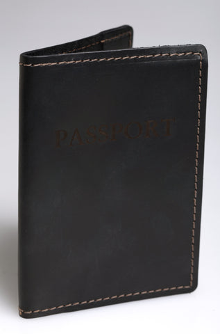 Own the World Passport Cover (Black)
