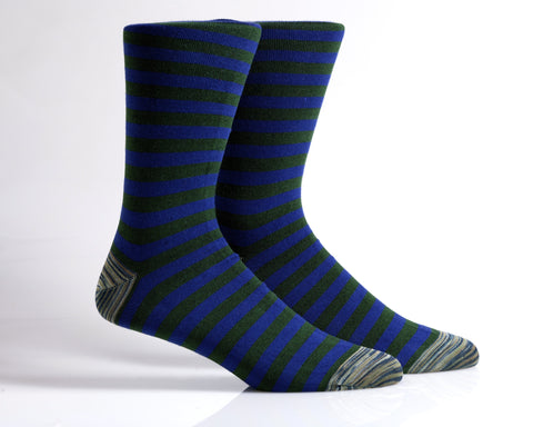 """Gang Striped"" Sock"