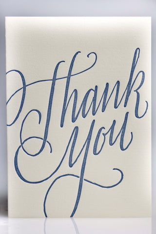 Thank You Calligraphy (Boxed)
