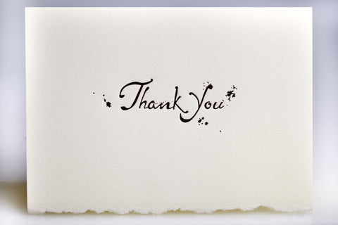 Medici Thank You Cards (Boxed)