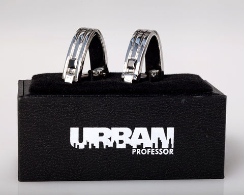 """MVP"" Wrap Around Cufflinks"