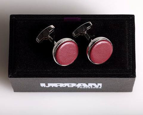 """Leatherhead"" Cufflinks"
