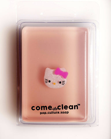 """Hello Kitty"" Natural Soap (Mimosa Scent)"
