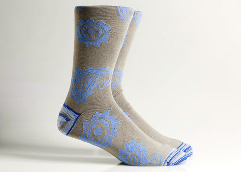 """Carolina Pais"" Sock"