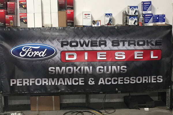 Smokin Guns Banner