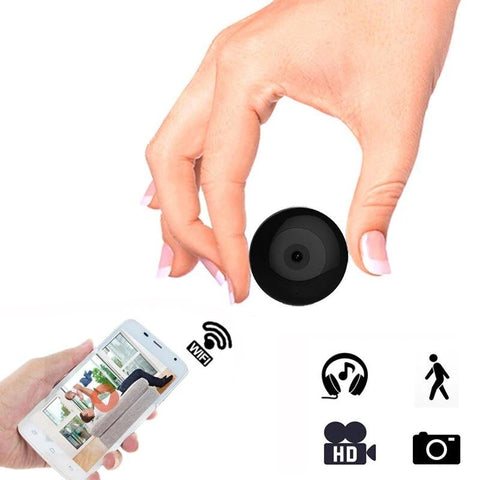 Mini Camera Espion Wifi IP Portable