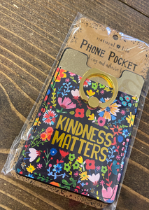 Kindness Matters pocket phone ring