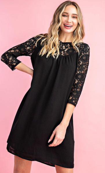 Lacy Love Dress