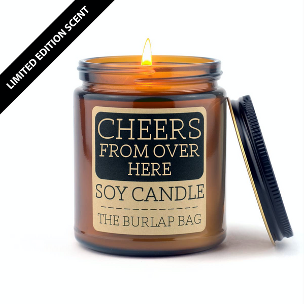 Candles by The Burlap Bag