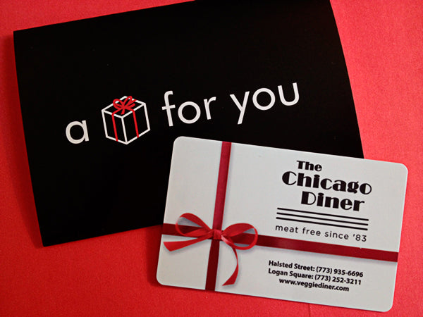 The Chicago Diner Gift Card