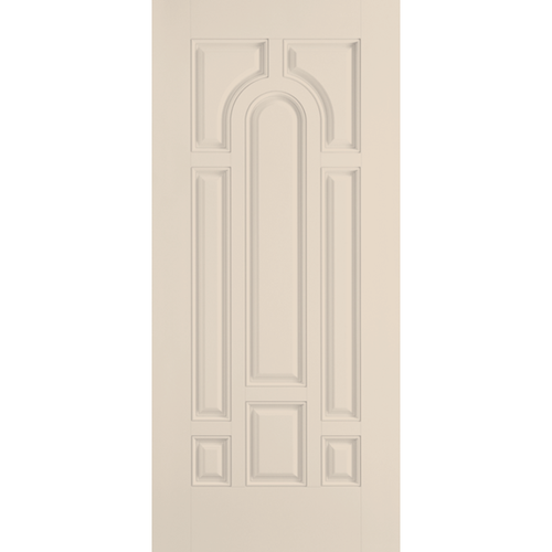 Belleville Smooth Fiberglass Parliament Style 8 Panel Classic Door