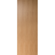 Interior Flush Rift White Oak Solid Core Stain Grade Modern Door