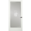 Pantry Frosted Decorative Glass Primed Door