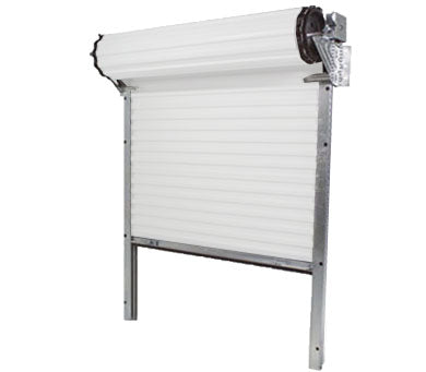 Mini Self Storage Roll Up Door 10' W x 10' H (Model 650)