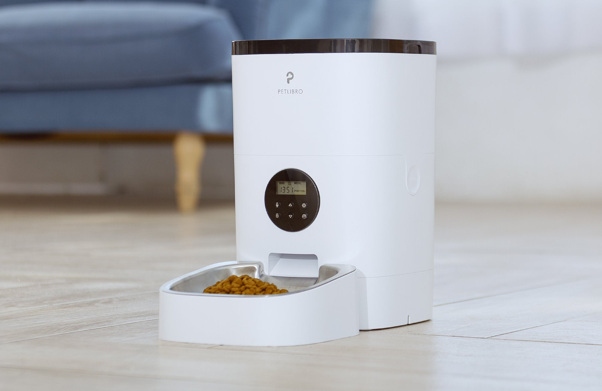 Automatic Pet Feeder Scheduling - Petlibro